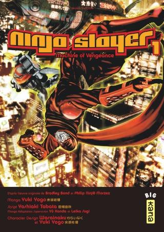 [Manga] Ninja Slayers - Machine of Vengeance Ninja-10