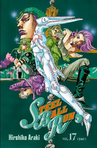 Steel Ball Run (JBA part 7) - Hirohiko Araki - Page 3 Steel-10