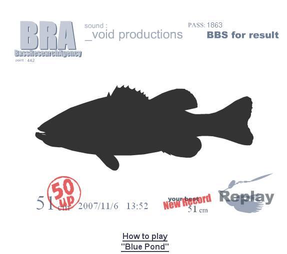 Jeu de pêche en ligne - Novembre Bass_510