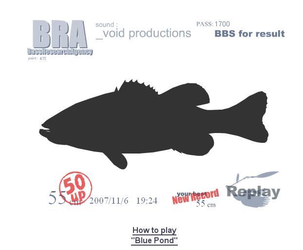 Jeu de pêche en ligne - Novembre Bass_511
