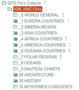 toutbox oscar_oskar : My KML KMZ Files Collecte Captur62