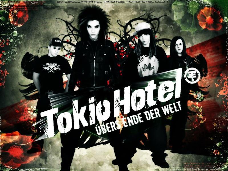 TOKIO HOTEL RULES!!!!!
