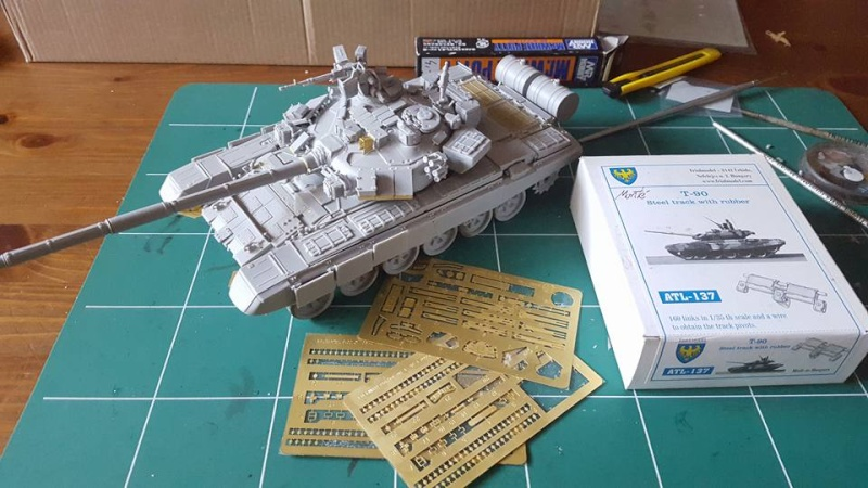 trumpeter  t-90 1/35 11260610