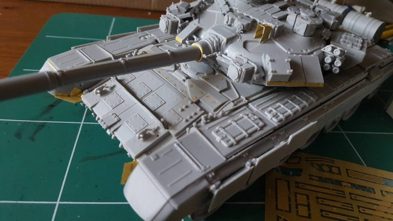 trumpeter  t-90 1/35 12191810