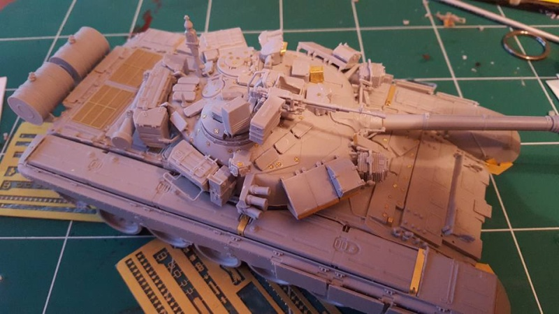 trumpeter  t-90 1/35 12219310