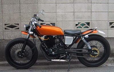 Café racer honda 250 rs pour micro budget Cb250r11