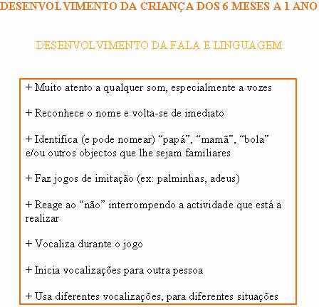 CRIANÇA DOS 6 MESES A 1 ANO - FALA E LINGUAGEM 6_mese10