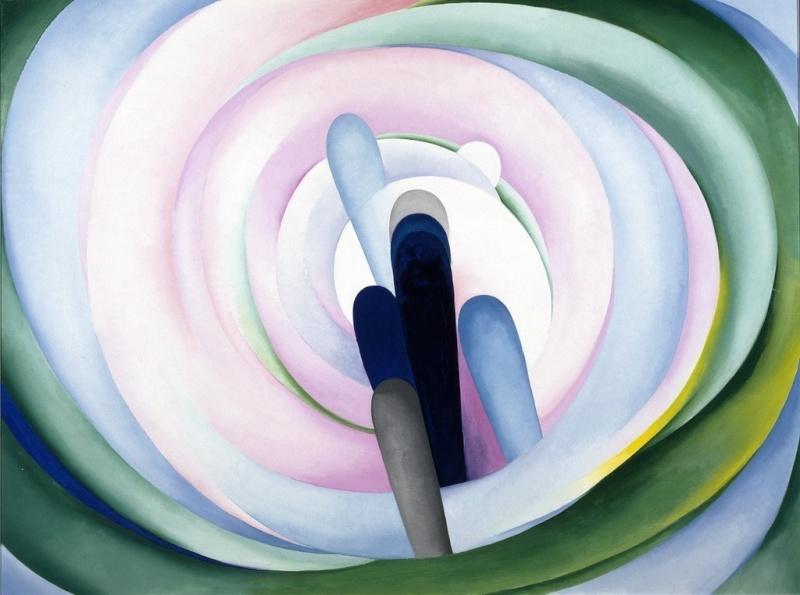 keeffe - Georgia O'Keeffe [peintre] - Page 3 A488