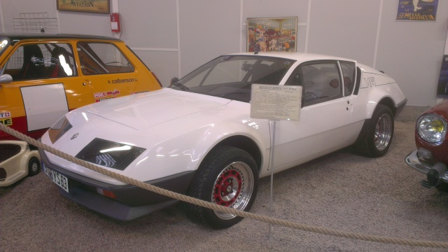 Visite du musée Automobiles de Bellenaves (03) Imag2022