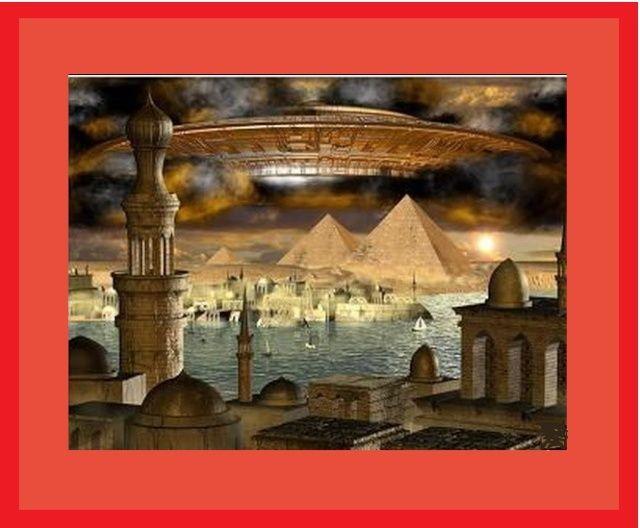 LES EGYPTIENS NE SONT PAS LES BATISSEURS DES PYRAMIDES   Giseh10