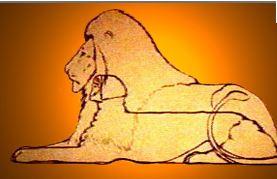 LES EGYPTIENS NE SONT PAS LES BATISSEURS DES PYRAMIDES   Lion_210