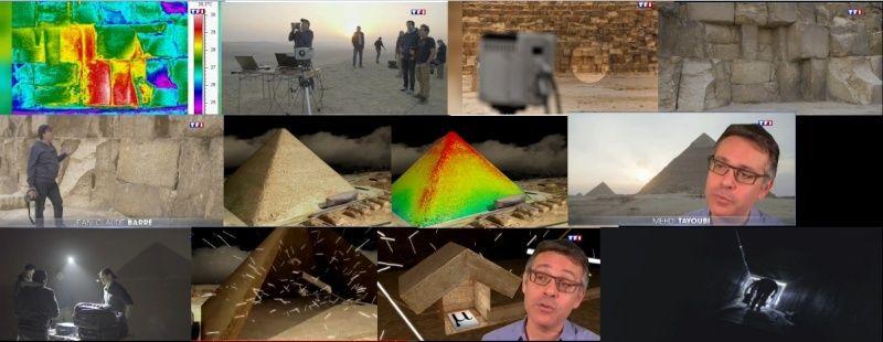 LES EGYPTIENS NE SONT PAS LES BATISSEURS DES PYRAMIDES   Pyrami12