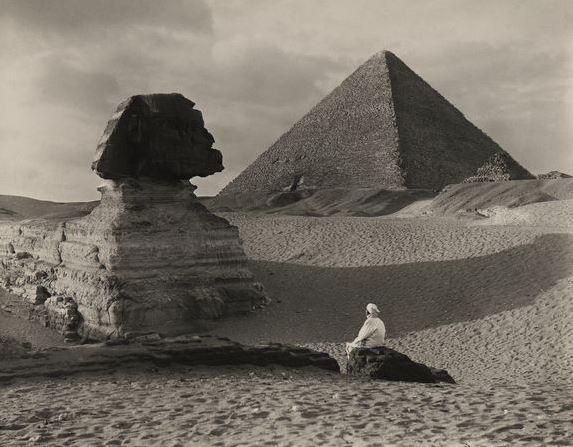 LES EGYPTIENS NE SONT PAS LES BATISSEURS DES PYRAMIDES   Sphinx10