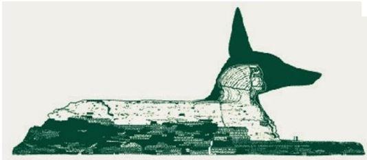 LES EGYPTIENS NE SONT PAS LES BATISSEURS DES PYRAMIDES   Sphinx12