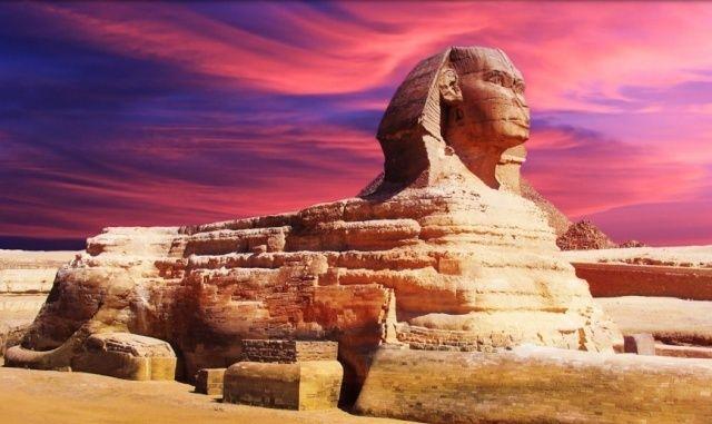 LES EGYPTIENS NE SONT PAS LES BATISSEURS DES PYRAMIDES   Sphinx14