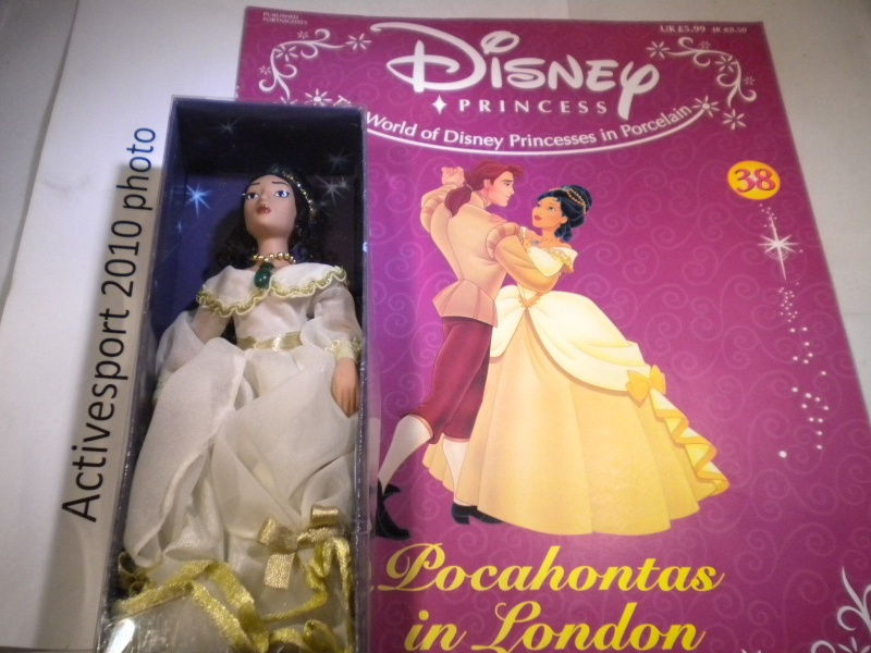 [Collection Press] N° 1 Walt Disney figurines de collection - Hachette - 01/2017 Prince10