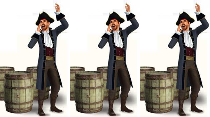 [Créations diverses] Tyty - Page 2 Pirate10