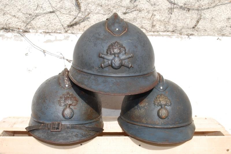 Vos casques et coiffes preférés mais cette fois WWI - Page 2 Dsc_0739