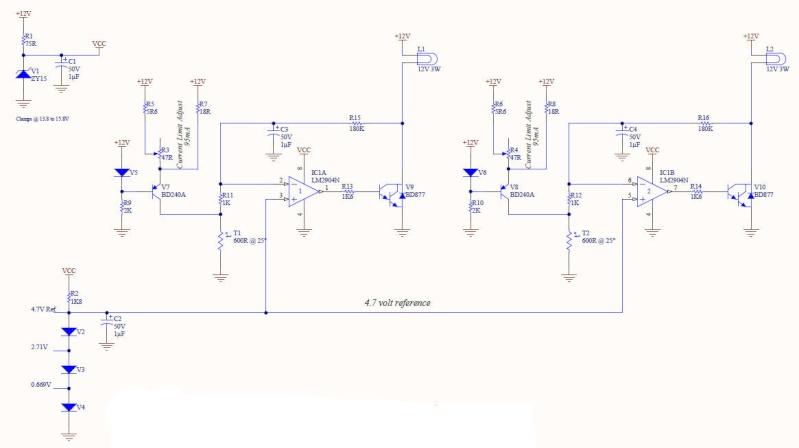 Fuel light unit Fuelli10