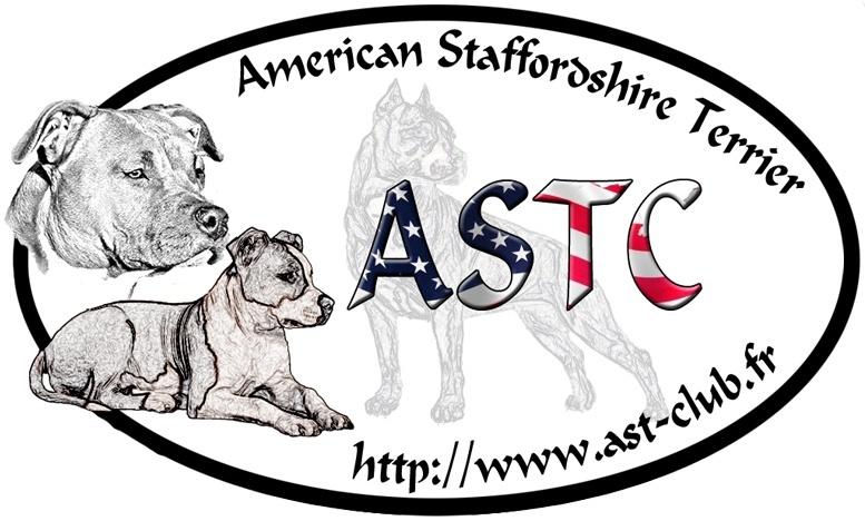 OPERATION RUBAN BLANC PAR L ASTC ( American Staff terrier Club) Logo10