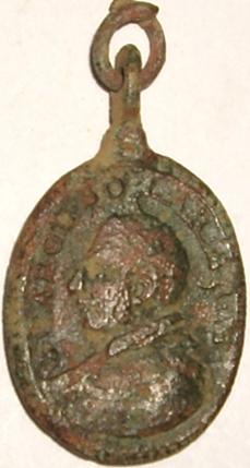 Médaille N-Dame-de-Lorette - Charles-Borromée 57464410