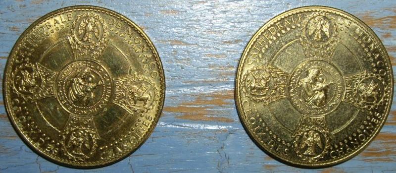 Médailles Arthus Bertrand - Cathédrale de Strasbourg Imgp2019