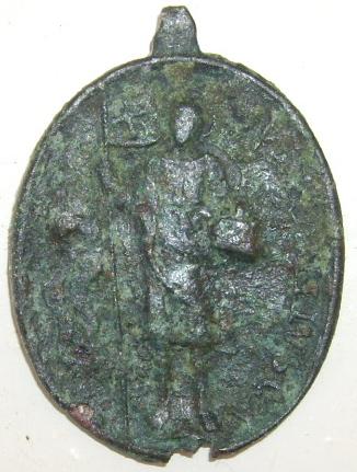 Médaille St-Venance-de-Camérino et ND-de-Lorette - XVIIème Imgp4214