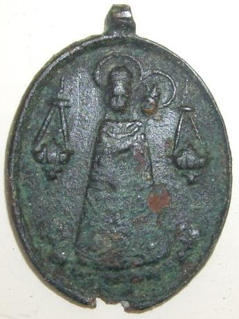 Médaille St-Venance-de-Camérino et ND-de-Lorette - XVIIème Imgp4215