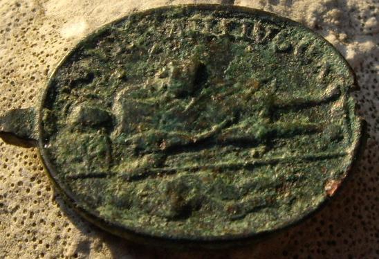 Médaille St-Venance-de-Camérino et ND-de-Lorette - XVIIème Imgp4216