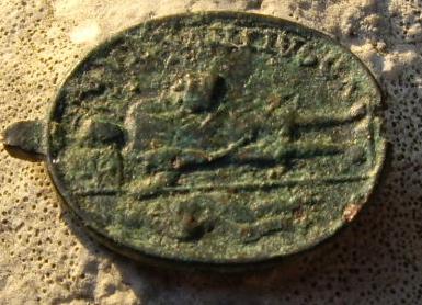 Médaille St-Venance-de-Camérino et ND-de-Lorette - XVIIème Imgp4218