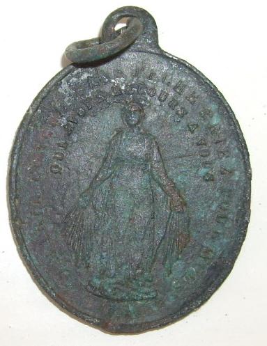 Médaille Marie ( Médaille Miraculeuse de la rue du Bac ) Imgp4225