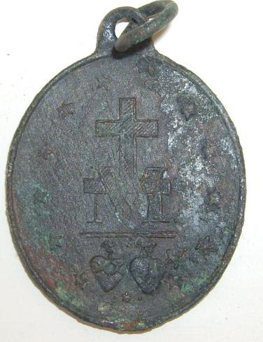 Médaille Marie ( Médaille Miraculeuse de la rue du Bac ) Imgp4226