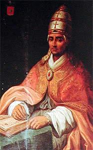 Demi bulle papale BENOIT XII Pape-b10