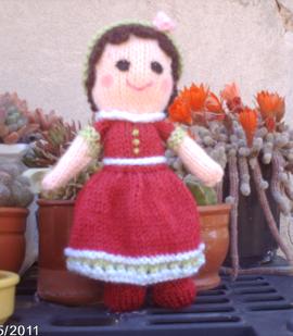 une poupée gracieuse Gracie10