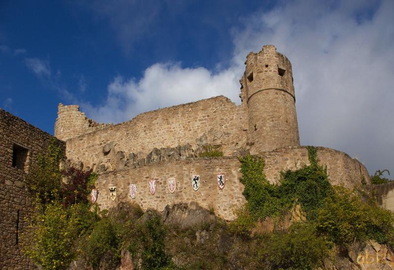 Les Châteaux d' Eguisheim ,  du Hagueneck , du Hohlandsbourg - Page 2 Hohlan11