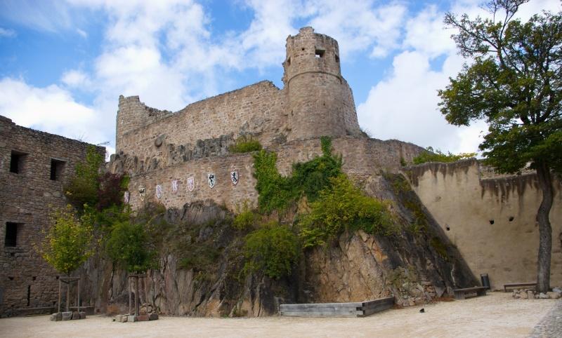 Les Châteaux d' Eguisheim ,  du Hagueneck , du Hohlandsbourg - Page 2 Hohlan14