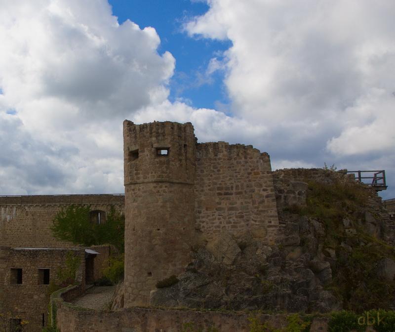 Les Châteaux d' Eguisheim ,  du Hagueneck , du Hohlandsbourg - Page 3 Hohlan31