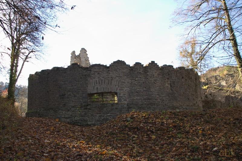 Oberlarg - Château de Morimont - Les Ebourbettes - Mannlefelsen Oberla12