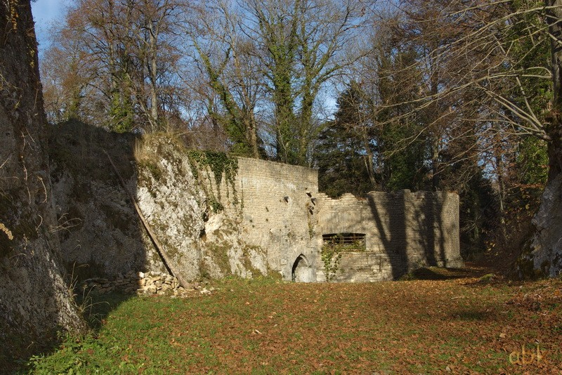 Oberlarg - Château de Morimont - Les Ebourbettes - Mannlefelsen Oberla14