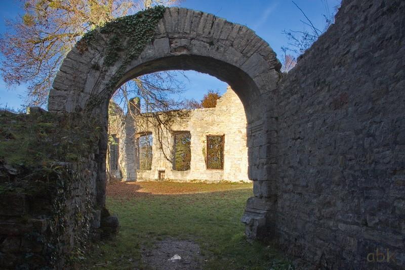 Oberlarg - Château de Morimont - Les Ebourbettes - Mannlefelsen Oberla15