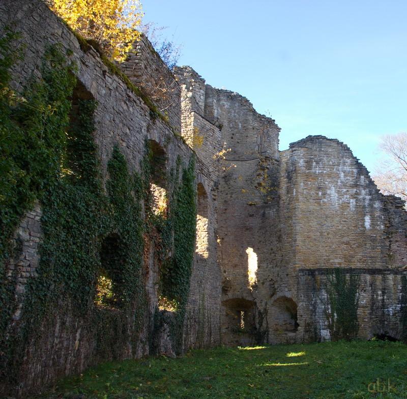 Oberlarg - Château de Morimont - Les Ebourbettes - Mannlefelsen Oberla16