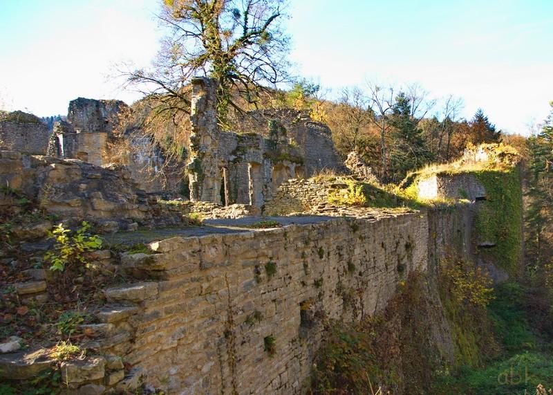 Oberlarg - Château de Morimont - Les Ebourbettes - Mannlefelsen Oberla20