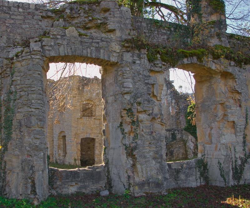 Oberlarg - Château de Morimont - Les Ebourbettes - Mannlefelsen Oberla23