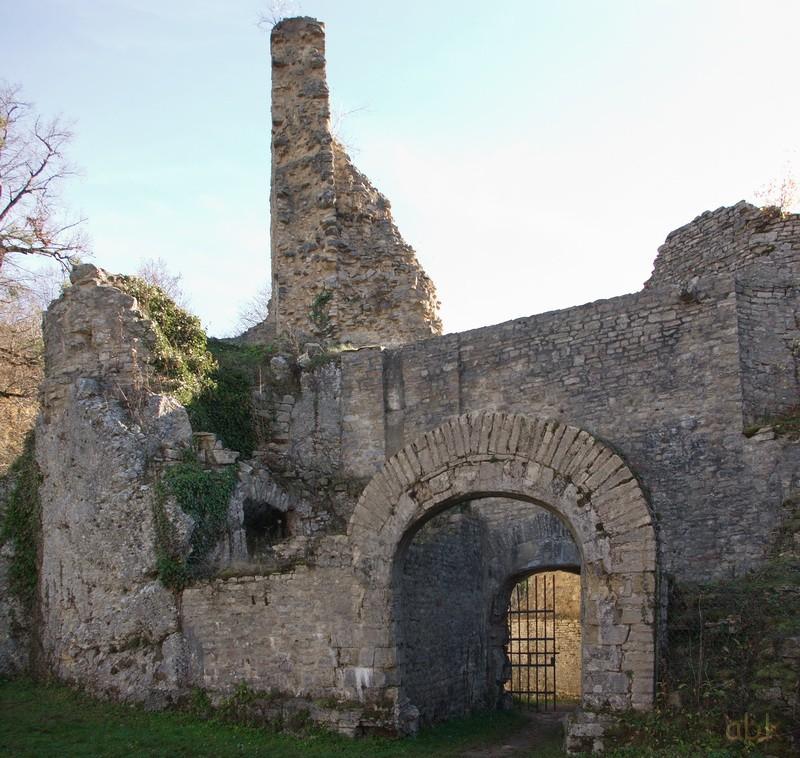Oberlarg - Château de Morimont - Les Ebourbettes - Mannlefelsen Oberla24