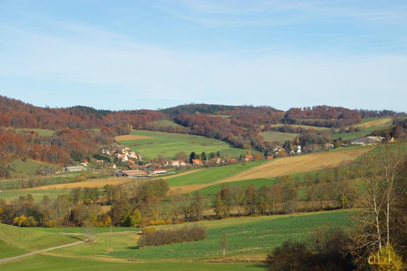 Oberlarg - Château de Morimont - Les Ebourbettes - Mannlefelsen Oberla25