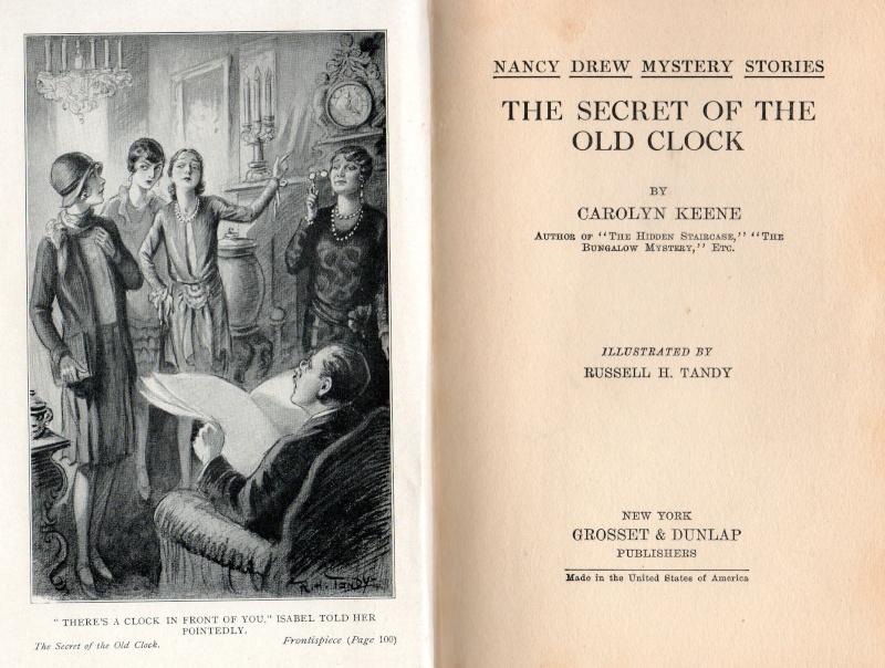Les anciennes éditions de la série Alice. 1alice26