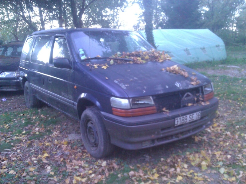 3.3 v6 1994 AWD 150€ complet pour piéce Wp_00010