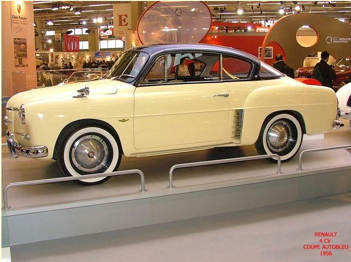 Ghia Renault la 4cv Autobleu 4cv_au13