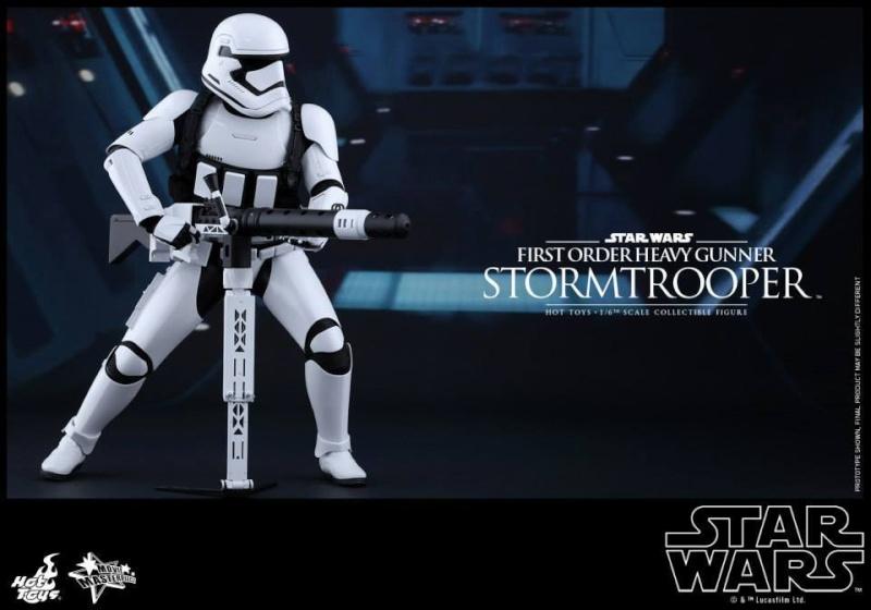 Hot Toys Star Wars  Heavy Gunner Stormtrooper 1/6  10628310
