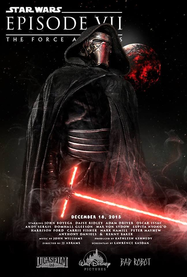 7 - Les posters de Star Wars The Force Awakens - Page 7 11951310